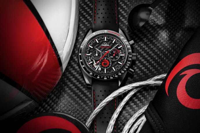 Speedmaster Dark Side of the Moon Alinghi