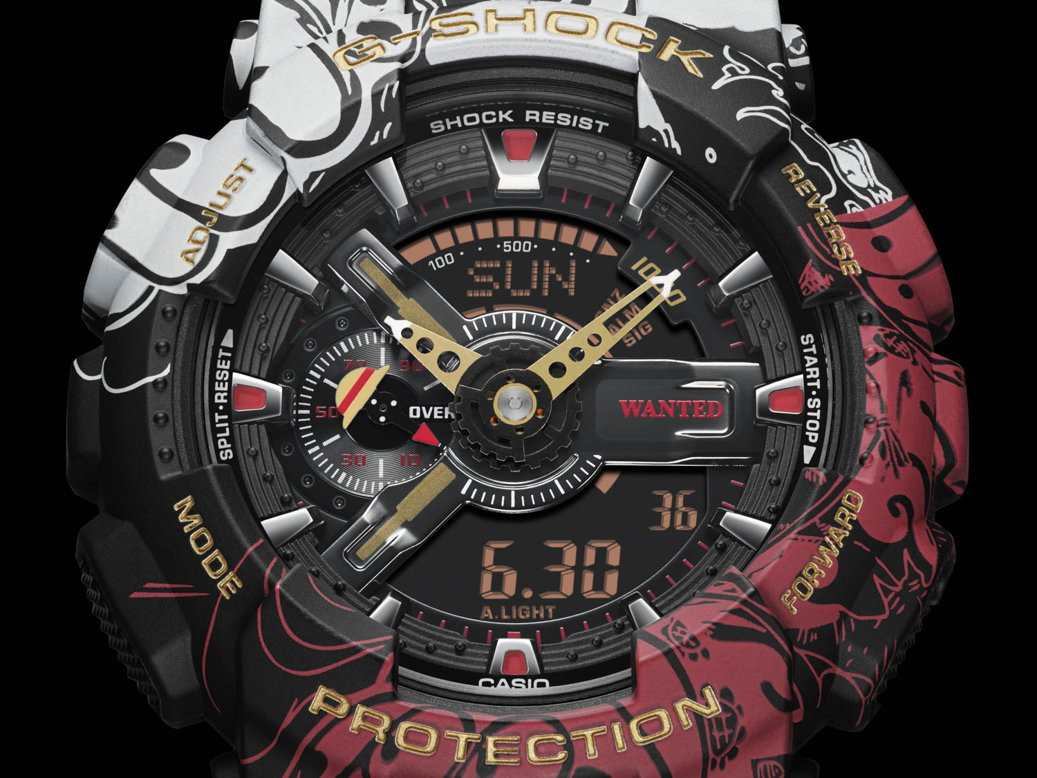 G-Shock x One Piece