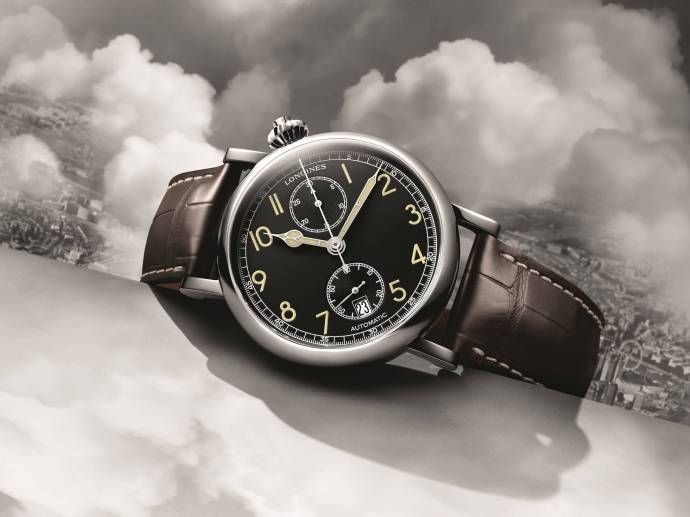 Longines Avigation Type A-7 1935