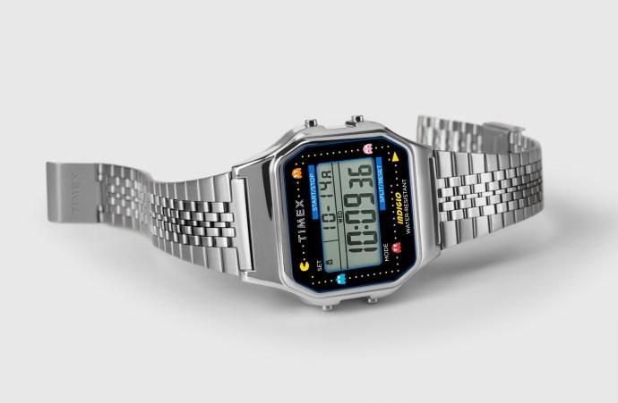 Timex x Pacman T80