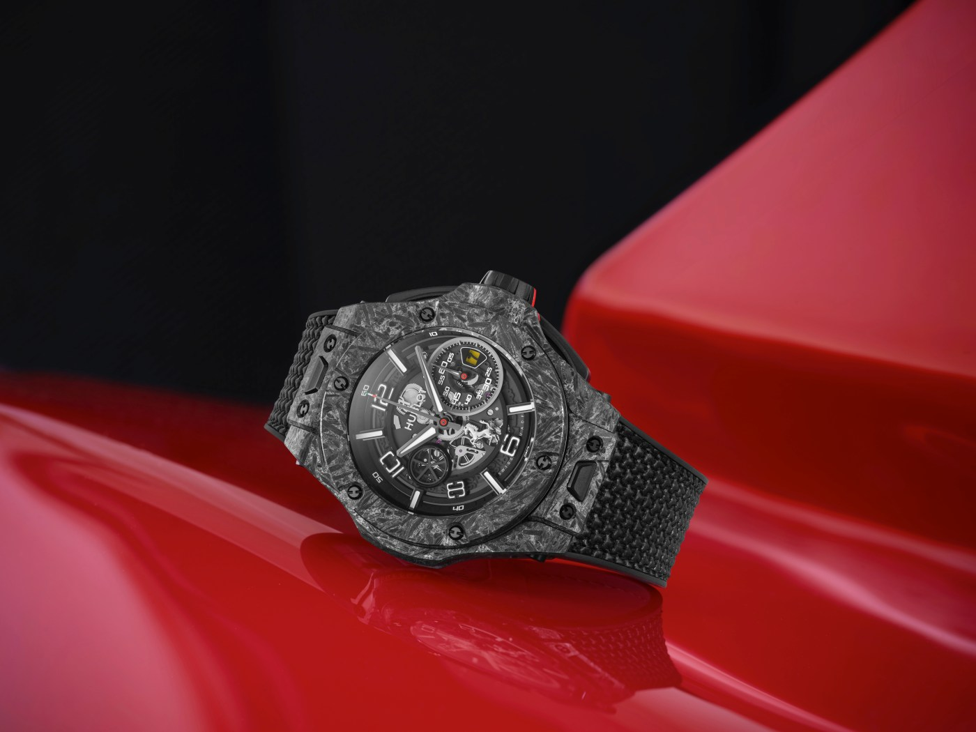 2020 Hublot Big Bang Ferrari 1000 GP