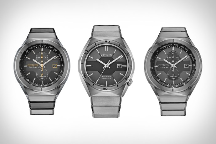 Citizen Super Titanium Armor