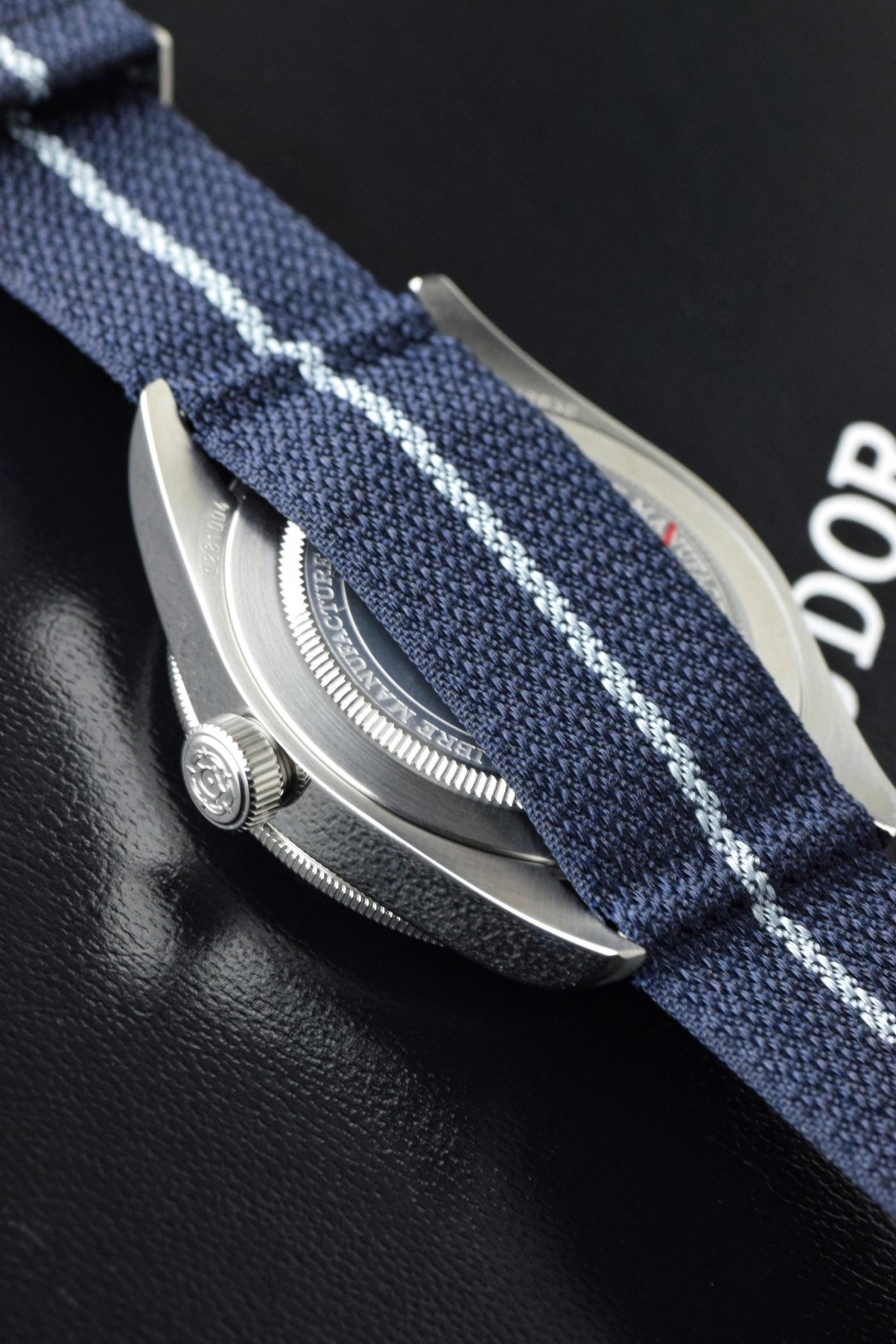 Tudor Black Bay Fifty-Eight Navy Blue Ref. 79030B caseback