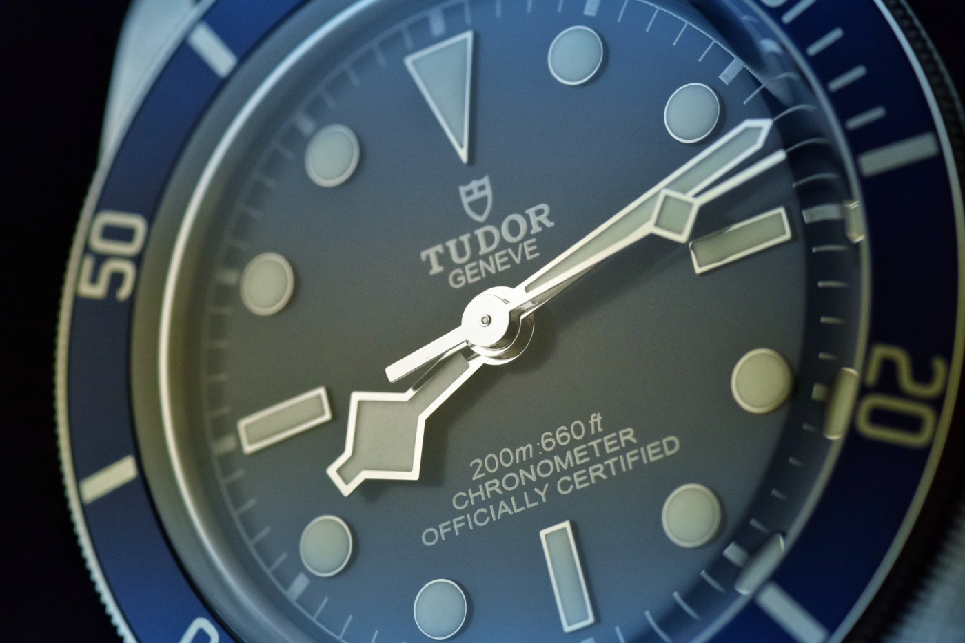 Tudor Black Bay Fifty-Eight Navy Blue Ref. 79030B-0003