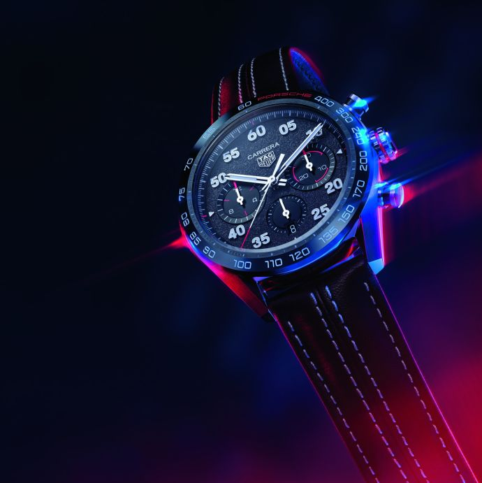 2021 TAG Heuer Carrera Porsche Chronograph Special Edition Heuer 02