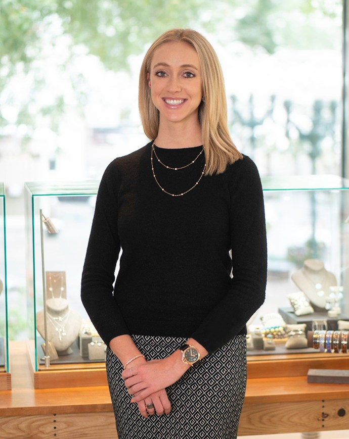 Elizabeth Smith at Panerai Aspen
