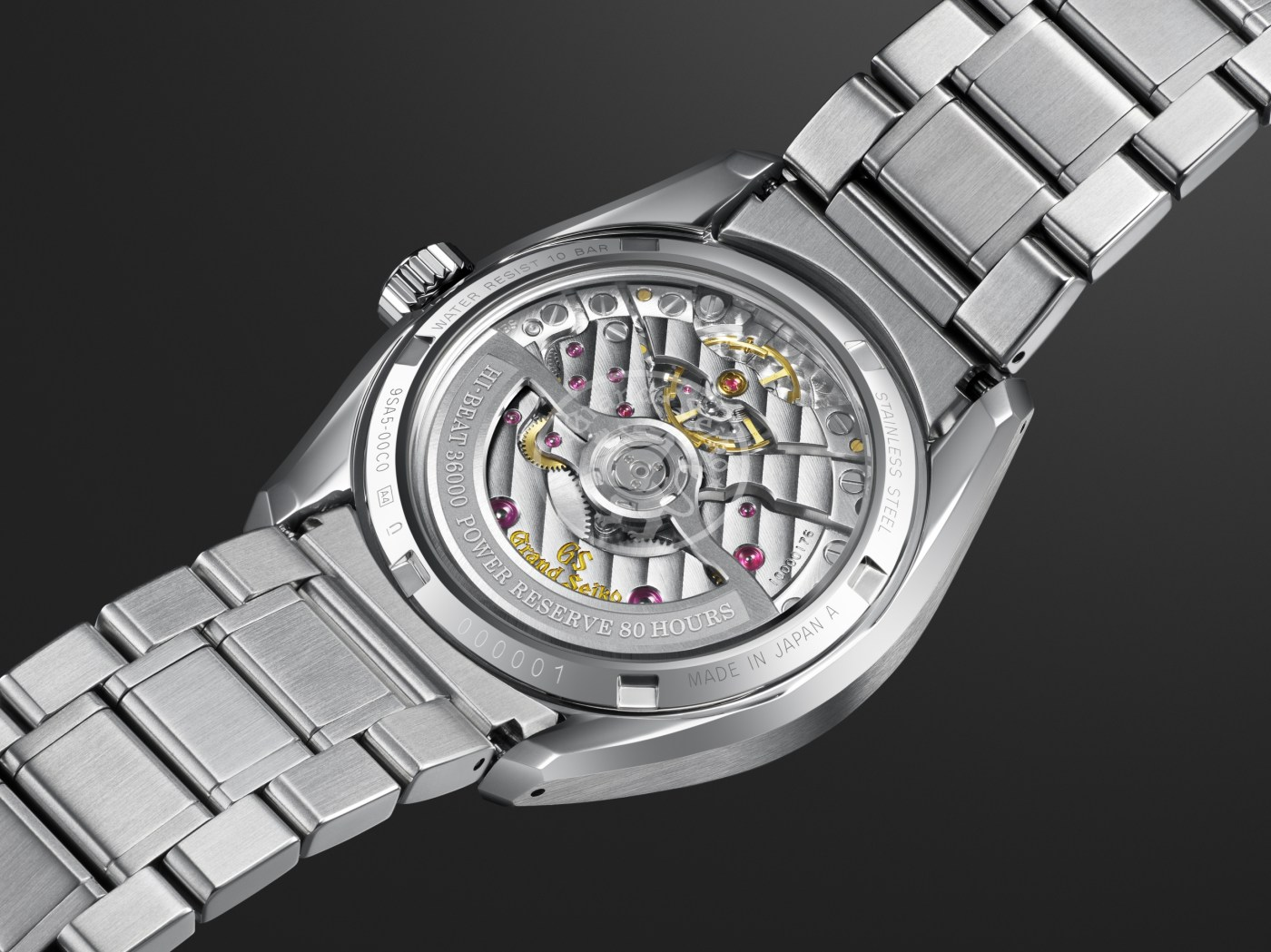 Grand Seiko Series 9 Design SLGH005