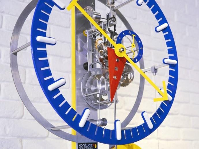 KB2 Lebru × Silberstein Clock