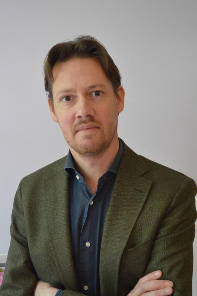 Nick Meijer of DailyWatch Portrait