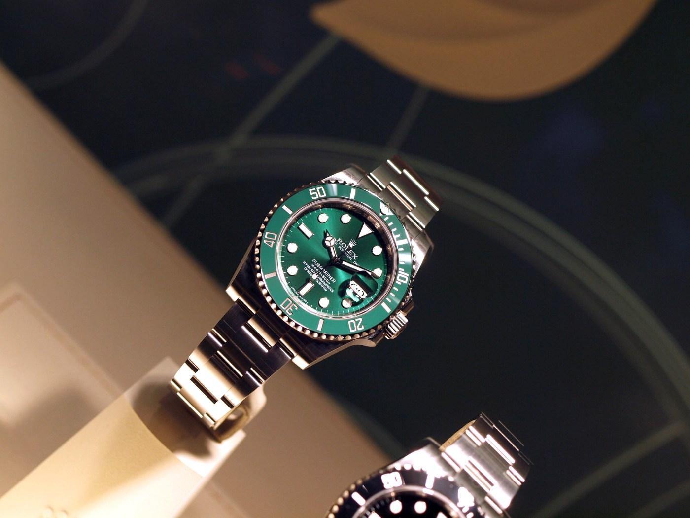 Rolex Submariner Hulk Ref. 116610V