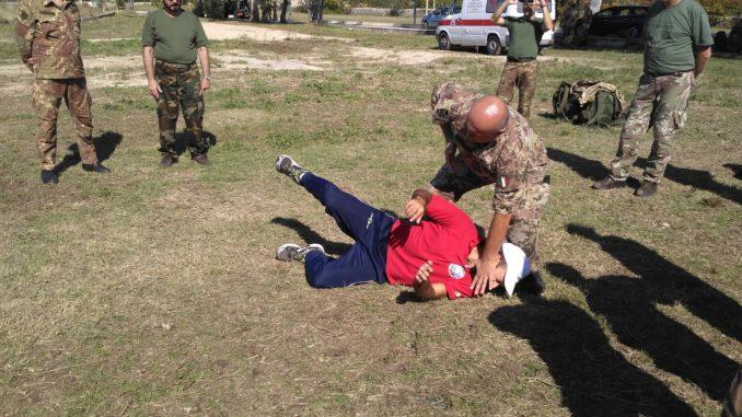 difesa personale militare