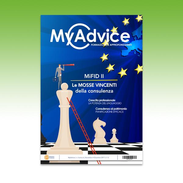 MyAdvice novembre/dicembre 2017 - MiFID II