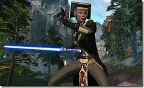 The Old Republic - Jedi Consular