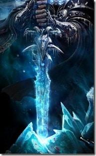 Warcraft III - Frostmourne