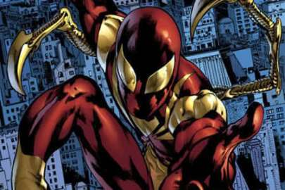 marvel roleplaying game - iron spider marvel heroic roleplaying
