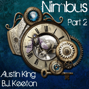Nimbus: A Steampunk Novel - Part Two Cover