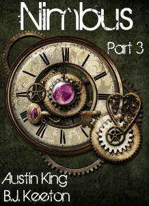 Nimbus: A Steampunk Novel - Part 3 Cover