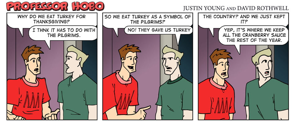 Why We Eat Turkey