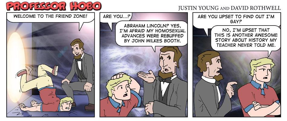 Gay Lincoln