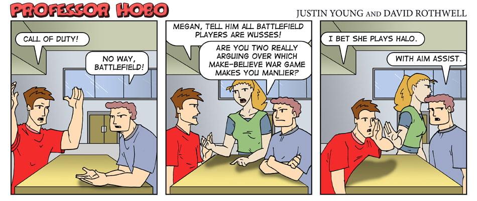 Call of Battlefield