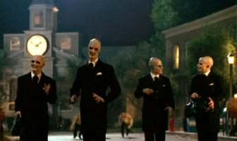 "Buffy the Vampire Slayer: ""Hush"""