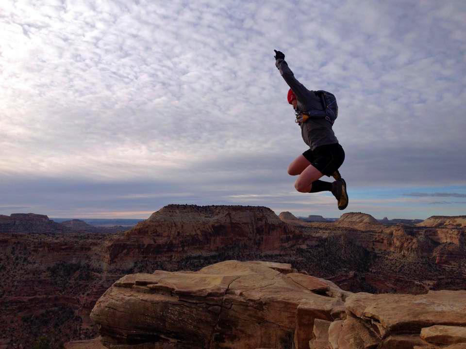JUMP! - Running The Wedge – Professor On The Run