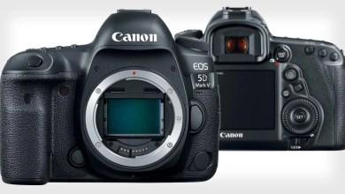 Photo of كانون تعتزم إطلاق الإصدار الخامس من كاميرا Canon 5D Mark V للعام 2020