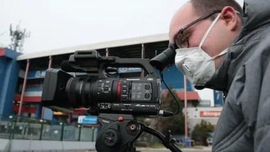 صورة منح مالية من مركز بوليتزر لإعداد تقارير مصورة عن أزمة فيروس كورونا
