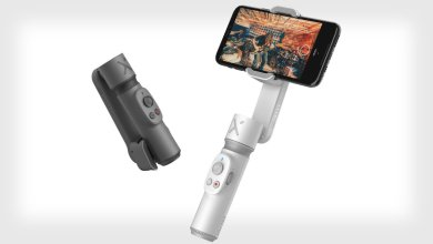 Photo of Zhiyun تطلق مانع اهتزاز جيمبل رخيص Gimbal خاص بالهاتف الذكي بسعر $60