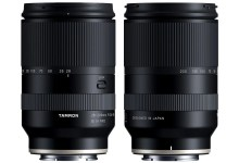 Photo of عدسة تامرون Tamron's 28-200mm f/2.8-5.6 أول عدسة زوم من نوعها تبدأ بفتحة f/2.8