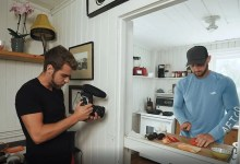 صورة 5 مكونات سرية لاعداد مقاطع فيديو الطبخ على قناة يوتيوب
