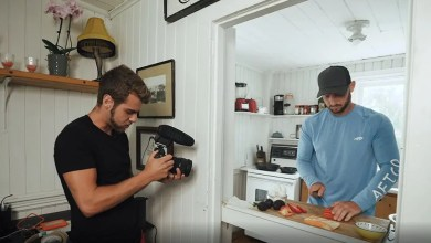 Photo of 5 مكونات سرية لاعداد مقاطع فيديو الطبخ على قناة يوتيوب