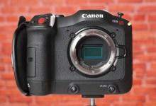 صورة كانون تعلن عن كاميرا سينمائية Canon EOS C70 تجمع بين إمكانات السينما وحجم كاميرات التصوير الفوتوغرافي