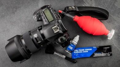 صورة متى كانت آخر مرة قمت فيها بهذه الصيانة لمعدات التصوير و الكاميرا الخاصة بك؟