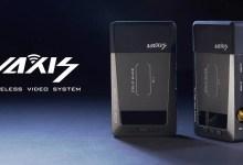 صورة الإعلان عن نظام Vaxis ATOM 500 SDI اللاسلكي للفيديو