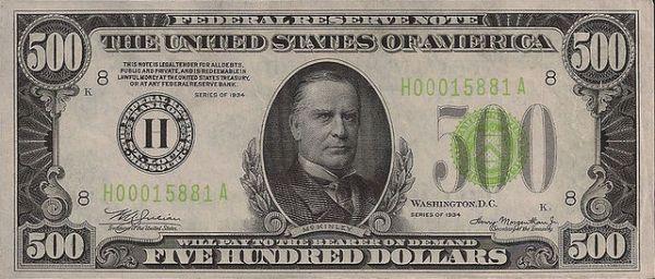 Доллар США USD