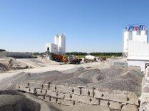 ООО Профибетон — это бетонный завод, введенный в эксплуатацию весной 2010 года.