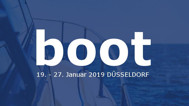 Boot Düsseldorf 2019