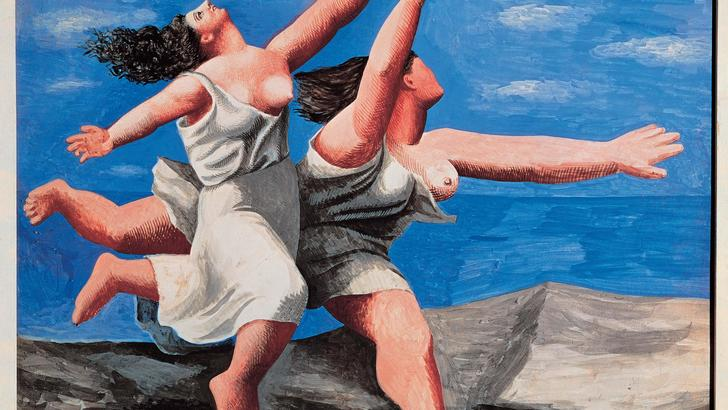 Pablo Picasso e il centenario del suo viaggio in Italia