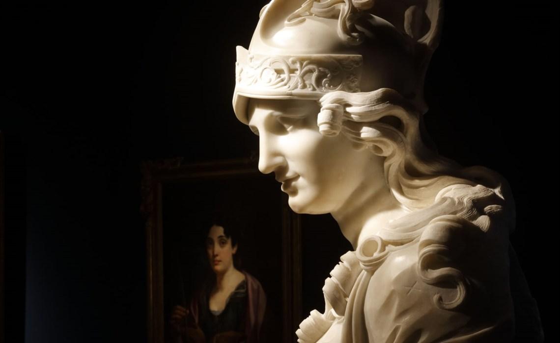 Da Caravaggio a Bernini: la mostra alle Scuderie