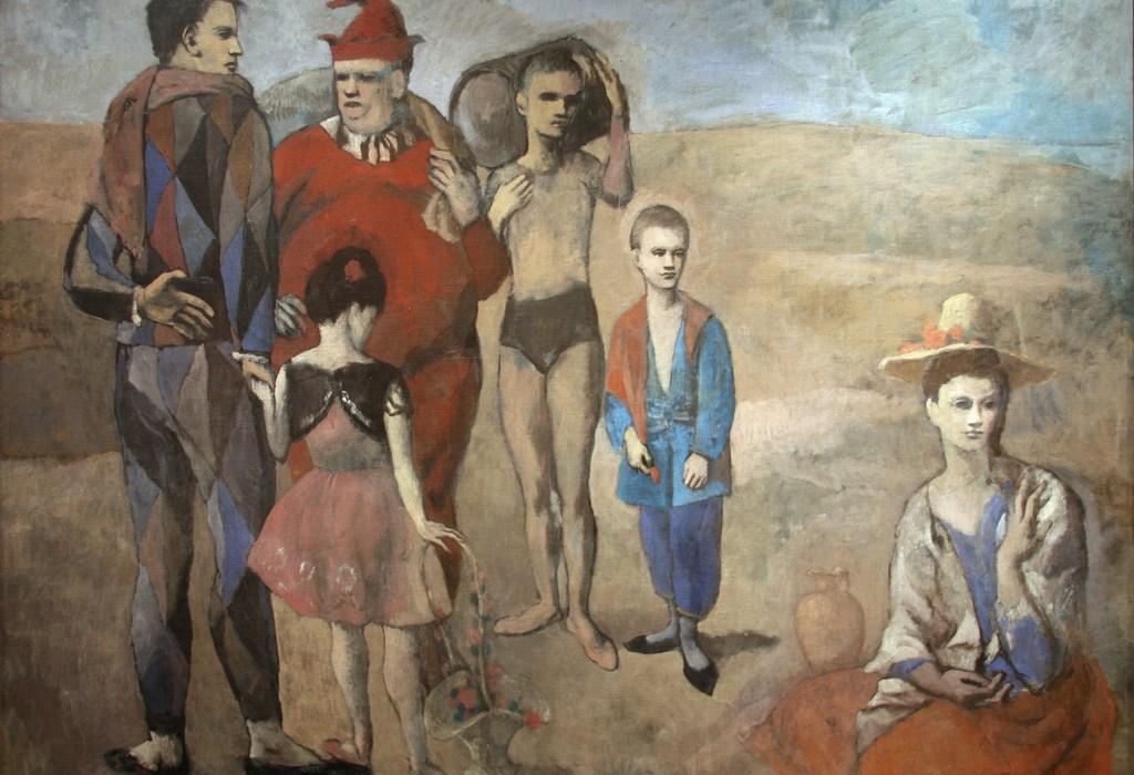 Il giovane Picasso in mostra a Basilea
