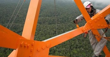 The Amazon Tower Observatory
