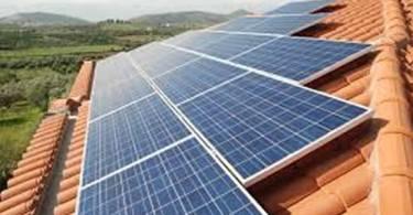 φωτοβολταϊκά στη στέγη