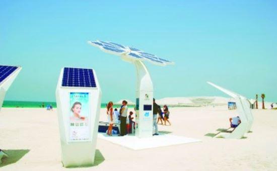 smart beach dubai