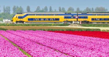 Τα ολλανδικά τρένα κινούνται πλέον με 100% αιολική ενέργεια