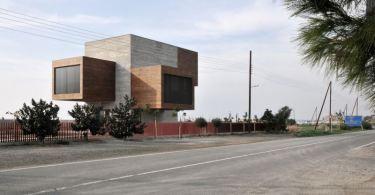 House 1203: H τόλμη της κυβιστικής αρχιτεκτονικής στη Λευκωσία