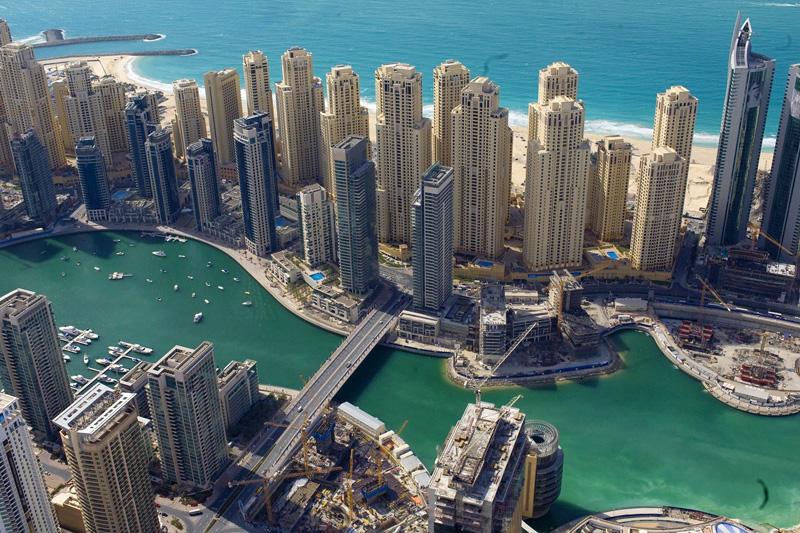 3d ουρανοξύστης Ντουμπάι
