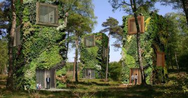 Αρχιτεκτονική και φύση