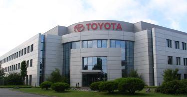 Toyota αλουμίνιο