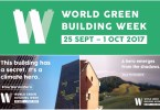World Green Building Week 2017
